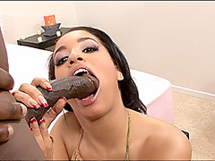 See this amazingly scorching black girl readily gets fucked in this sexual adventure