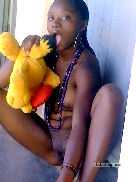 Has South african naked black teenagers