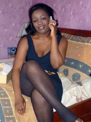 hot black girlfriends Skinned Chick.