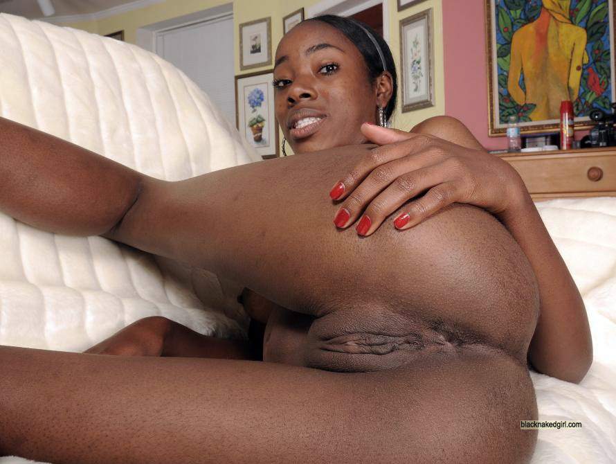 Really Naked black girl big pussy words... super