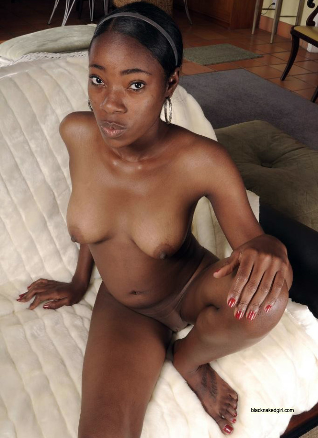Black girs naked young