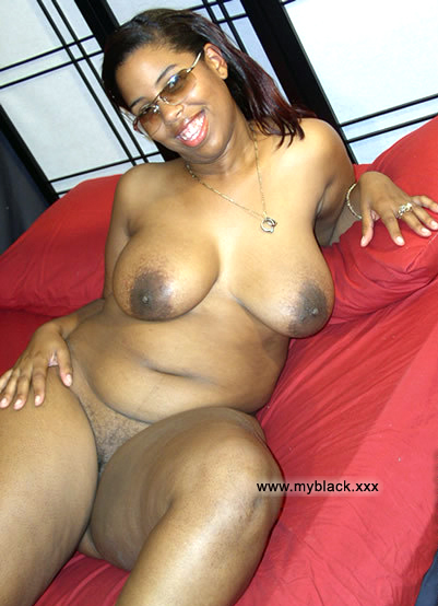 black girl naked lady african